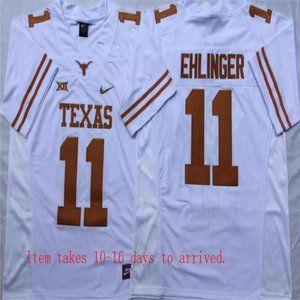 Texas Longhorns Sam Ehlinger Jersey